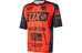 Fox Demo Union SS Jersey Men charcoal/red